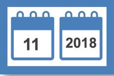 Go Live Date of November 2018