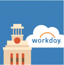 Workday@UT logo
